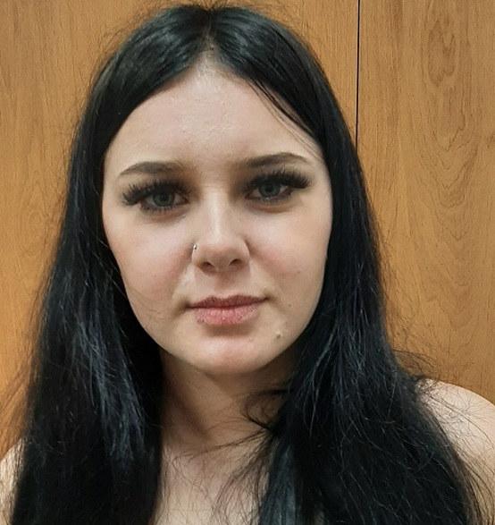 Zaginiona Klaudia Sankiewicz (Źródła: KPP w Brodnicy) /Policja