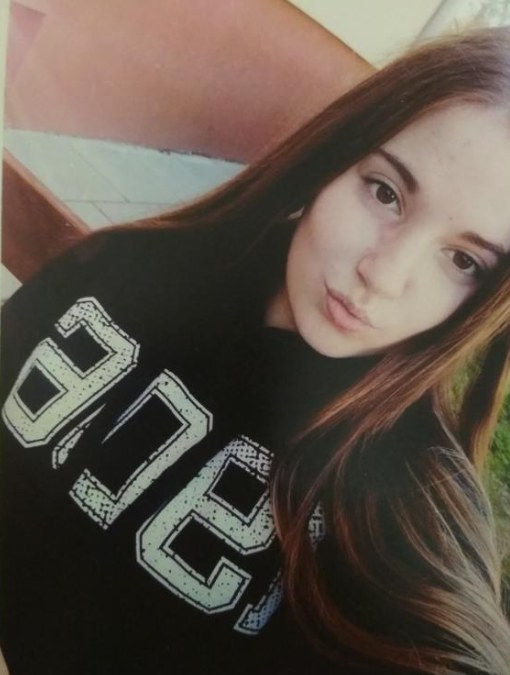 Zaginiona Oliwia Karwacik /Policja