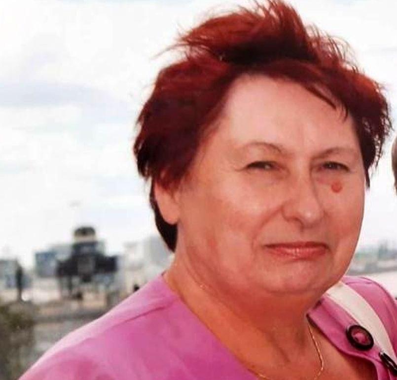 Zaginiona Teresa Mackiewicz (Źródło: KMP w Szczecinie) /Policja