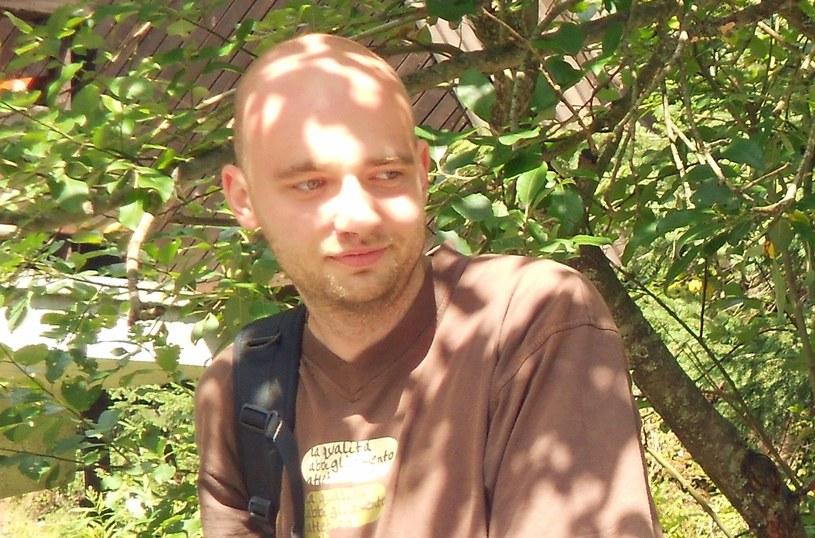 Zaginiony Krzysztof Woźniak, fot. z rodzinnego albumu /