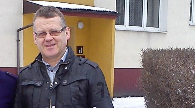 Zaginiony Tadeusz Pulchny /