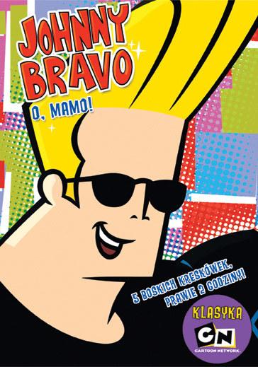 Zagraj o animowany film Johnny Bravo: O, mamo! /Informacja prasowa