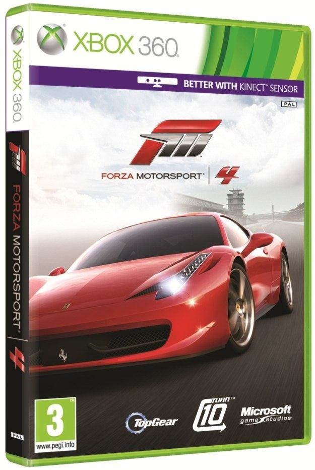 Zagraj o czwartą odsłonę kultowej serii wyścigów Forza Motorsport /INTERIA.PL