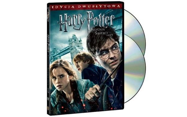 """Zagraj o film """"Harry Potter i Insygnia Śmierci, część I""""! /Informacja prasowa"""
