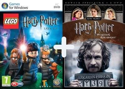 Zagraj o film Harry Potter i Więzień Azkabanu oraz grę LEGO Harry Potter: Lata 1-4 /Informacja prasowa