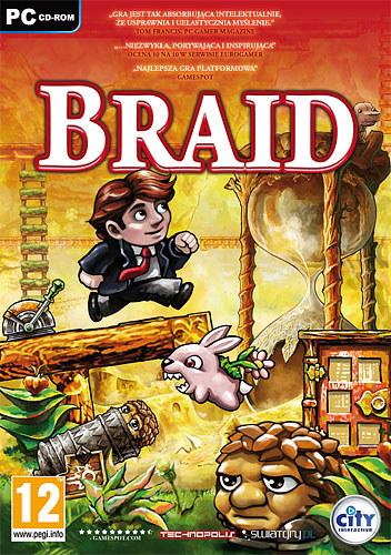 Zagraj o grę Braid /Informacja prasowa