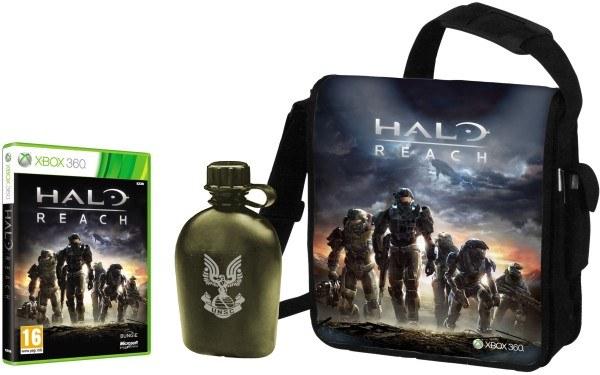 Zagraj o grę Halo: Reach oraz ekskluzywne zestawy gadżetów! /INTERIA.PL