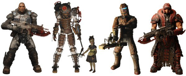 Zagraj o kolekcjonerskie figurki znanych boahterów gier wideo /Informacja prasowa