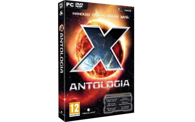 Zagraj o kultową grę X Antologia /Informacja prasowa