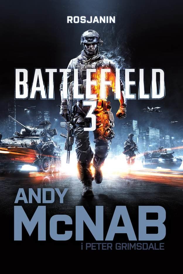 Zagraj o trzymająca w napięciu powieść Andy'ego McNaba /Informacja prasowa