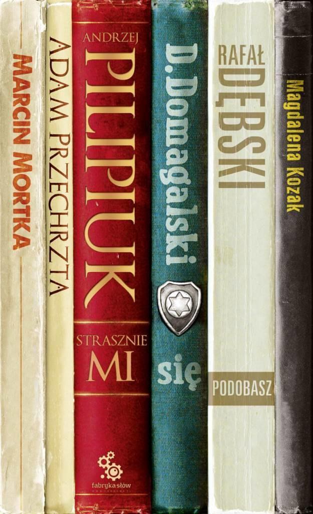 Zagraj o zbiór pasjonujących powieści najlepszych twórców polskiej prozy fantasy /Informacja prasowa