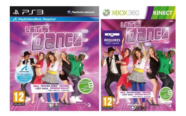 Zagraj o zręcznościową grę Let's Dance with Mel B /Informacja prasowa