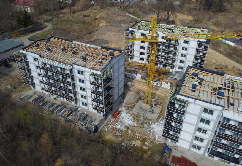 Zagraniczne fundusze kupują mieszkania w Polsce. Zdj. ilustracyjne /Łukasz Solski /East News