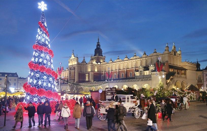 Zagraniczne media doceniły jarmark bożonarodzeniowy w Krakowie /Monkpress / /East News