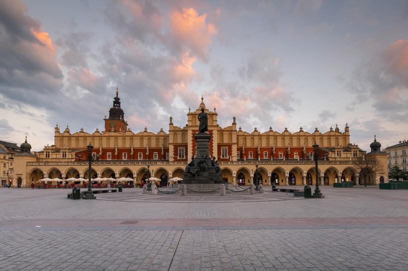 Zagraniczni turyści ze względu na pandemię nie przyjechali do Krakowa /123RF/PICSEL