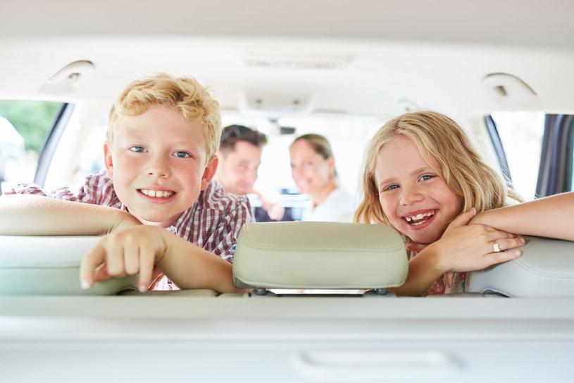 Zagrożeń czyhających na nas i nasze dzieci w samochodzie jest dużo więcej niż może się wydawać /123RF/PICSEL