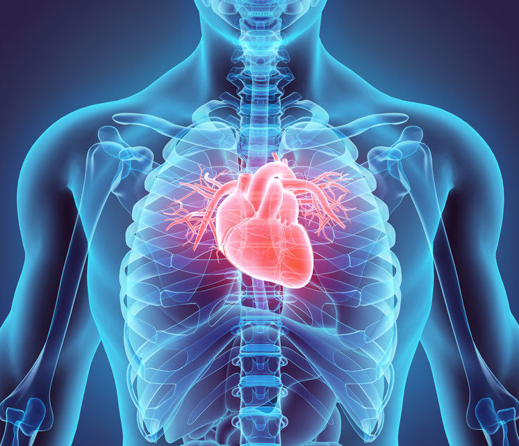 Zagrożenie dla serca /©123RF/PICSEL