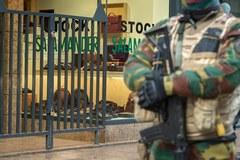 Zagrożenie zamachem powodem podwyższenia alertu w Brukselii