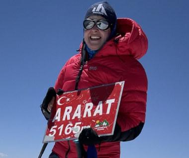 Zagubiony bagaż i radość ze zdobycia szczytu. Ewa Wachowicz o wyprawie na Ararat [TYLKO U NAS]