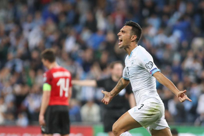 Zahavi strzelił trzy gole! /Getty Images