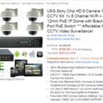 Zainfekowane przez malware kamery sprzedawane na Amazonie