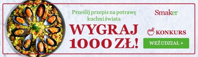 Zainspiruj się kuchniami świata i wygraj 1000 zł! /INTERIA.PL