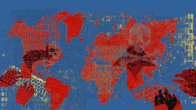 Zainstalowane na komputerze wirusy odbierały smak życia mieszkańcom wszystkich zinternetyzowanych zakątków globu /East News