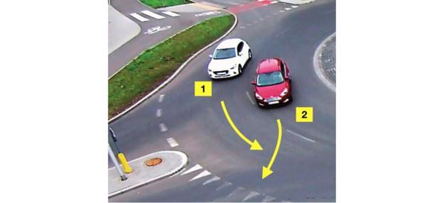 zajechanie drogi /Motor