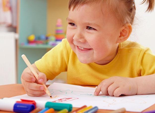 Zajęcia edukacyjne z małymi dziećmi szybko przynoszą efekty /© Panthermedia