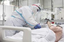 Zajęte łóżka, zajęte respiratory. Dane Ministerstwa Zdrowia z 27 kwietnia