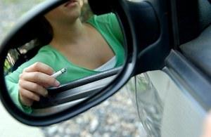 Zakaz palenia papierosów w samochodzie? Jestem za
