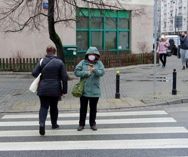 Zakaz rozmowy przez telefon na przejściu dla pieszych. Słusznie. Ale jak to egzekwować?
