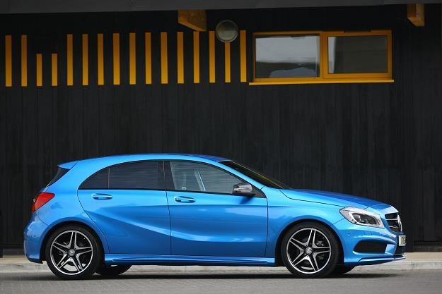 Zakaz sprzedany objęto m.in. Mercedesa klasy A /