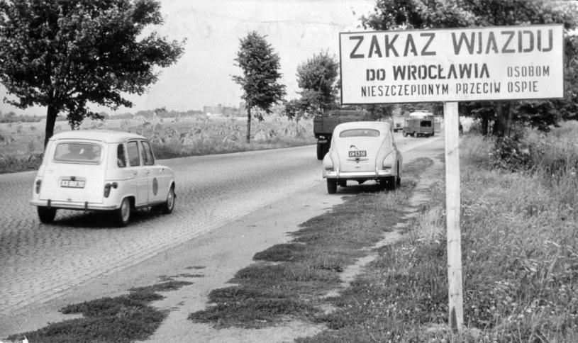 Zakaz wjazdu do Wrocławia, fot. Mieczysław Dolęga/Polska Press /Polska Press /East News