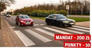 Zakaz wyprzedzania na pasach /Motor