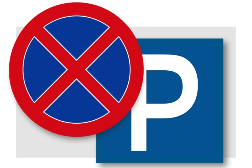 zakaz zatrzymywania i parking /Motor