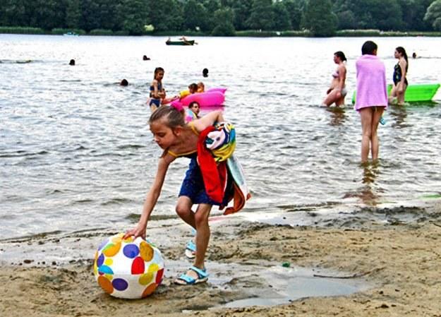 Zakaz zniesiono na całej szerokości kąpieliska w Świnoujściu /RMF