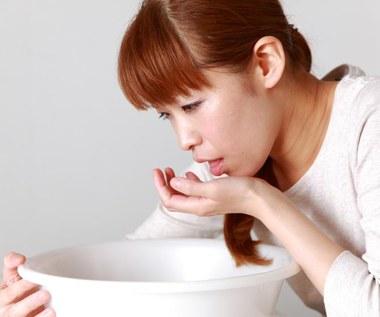 Zakażenie salmonellą