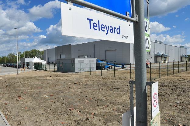 Zakład firmy Teleyard w Szczecinie /PAP