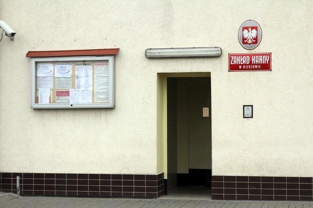 Zakład Karny w Rzeszowie-Załężu, gdzie karę więzienia odbywa Trynkiewicz /Paweł Bialic /Reporter