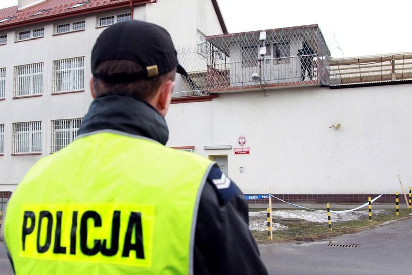 Zakład karny w Rzeszowie /Paweł Bialic /Reporter