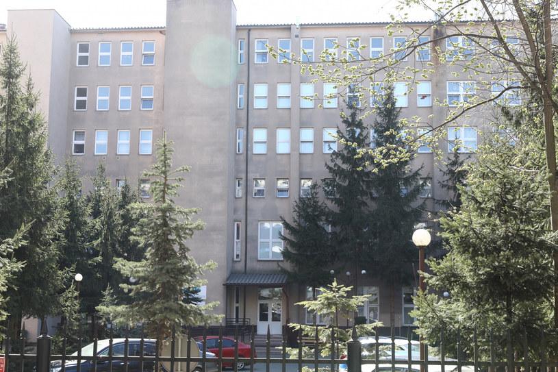 Zakład opiekuńczo-leczniczy przy Bobrowieckiej na Mokotowie /Piotr Molecki /East News