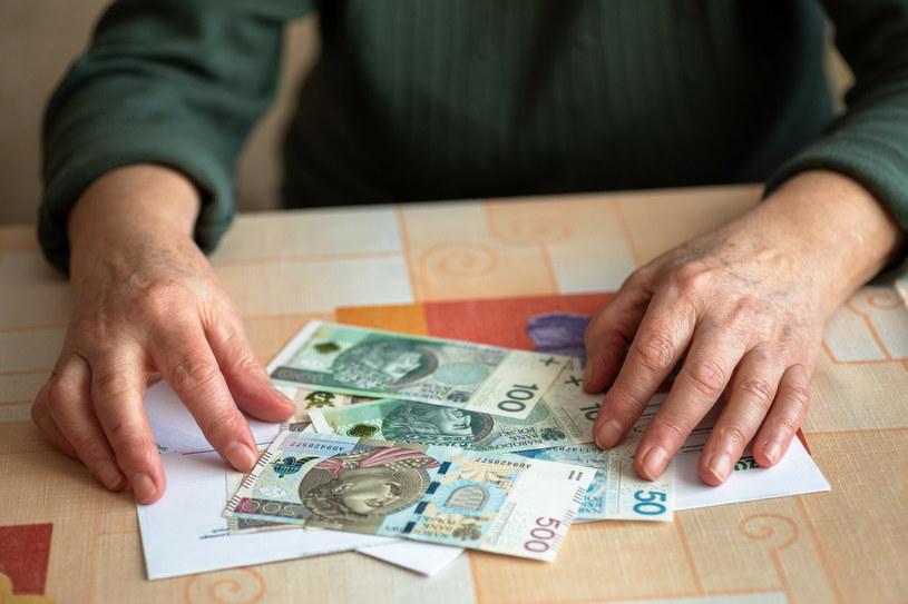 Zakład Ubezpieczeń Społecznych wypłacił pierwsze trzynaste emerytury /Arkadiusz Ziółek /East News