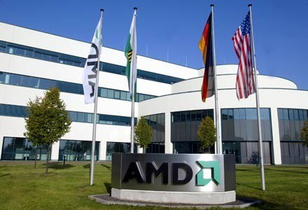 Zakłady produkcyjne AMD w Dreźnie /AFP