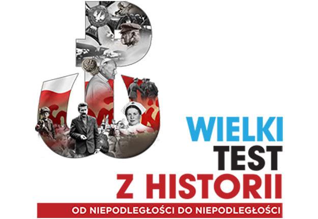 """Zakończył się """"Wielki Test z Historii"""" /INTERIA.PL"""