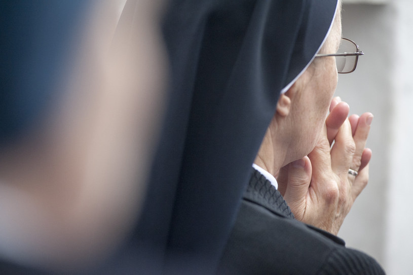 Zakonnica, zdjęcie ilustracyjne /Wojciech Strozyk/REPORTER /East News