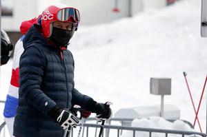 Zakopane: Andrzej Duda zainaugurował zawody narciarskie