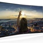 Zakrzywione telewizory Ultra HD Panasonic VIERA