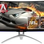 Zakrzywiony monitor dla graczy – AOC AG272FCX6