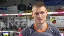 ZAKSA - Jastrzębski 3-1. Jurij Gladyr: Przegraliśmy zasłużenie. Graliśmy słabo. Wideo